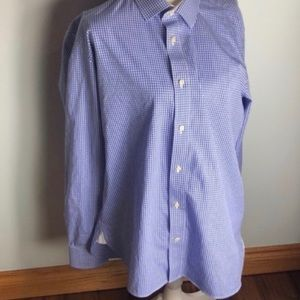 Ted Baker Classic Fit Gingham Dress Shirt 17